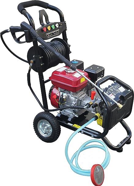 Arandela a presión de Gasolina – 8,0 HP 3950 PSI Awesome Power T-