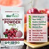 Biofinest Acerola Cherry Juice Powder - 100% Pure