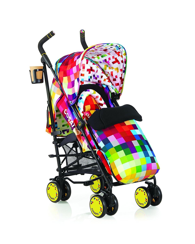 Cosatto Supa Stroller - Pixelate
