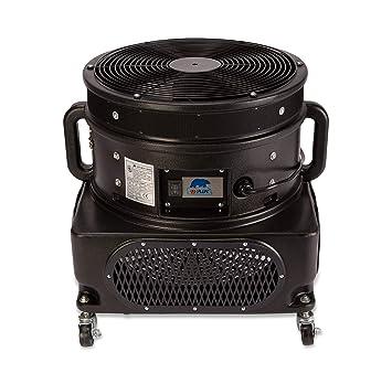Amazon.com: Inflataad - Ventilador hinchable de 7.1 in B ...