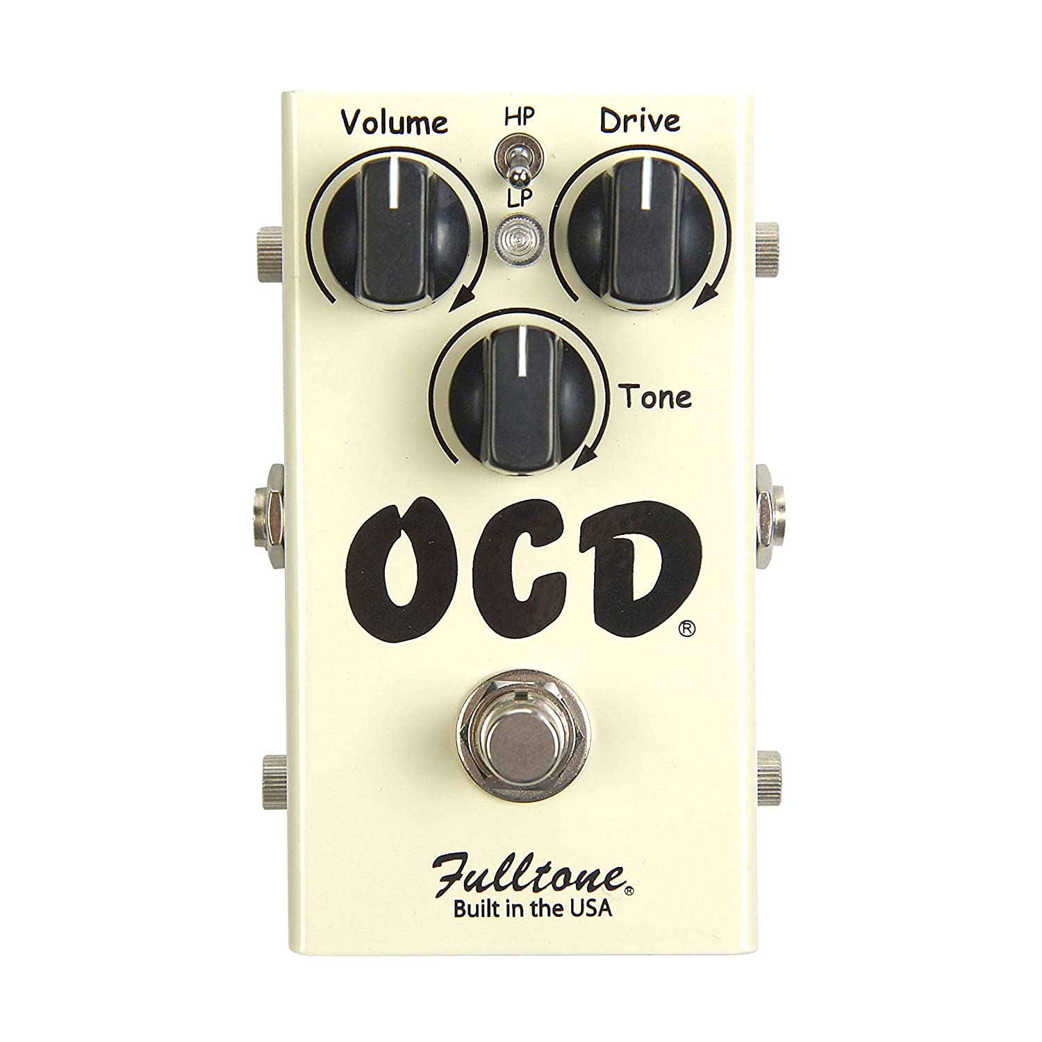 The Best Overdrive Pedal 1