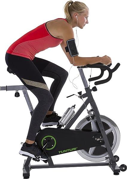 Tunturi Cardio Fit S30 Bicicleta estatica/Bicicleta Indoor/Bici ...