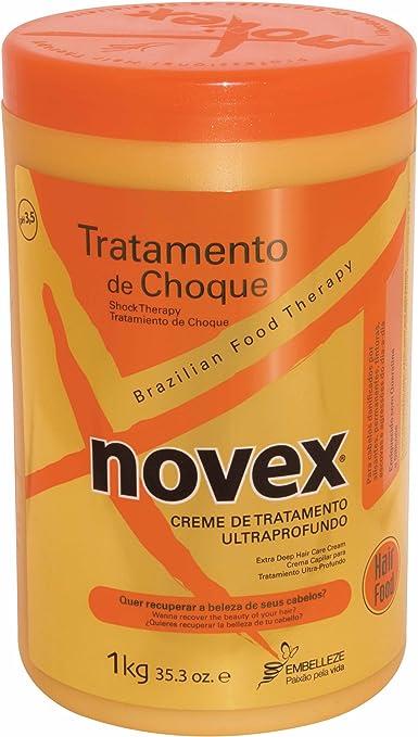 Novex Brazilian Treatment Therapy Hair Mask Amazon Co Uk Beauty