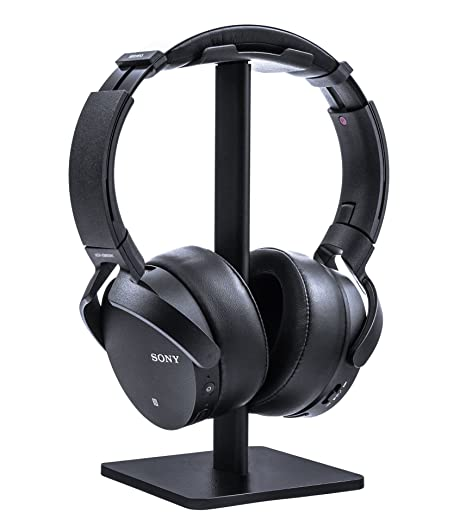 0e02481f97b boldR Lenfech Soporte para Audífonos/Base Universal de Escritorio para  Auriculares. Headphone/Gaming
