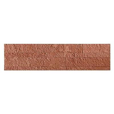 ACP Aspect 6 x 24-inch Autumn Sandstone Peel and Stick Stone Backsplash 6 x 24: Home Improvement