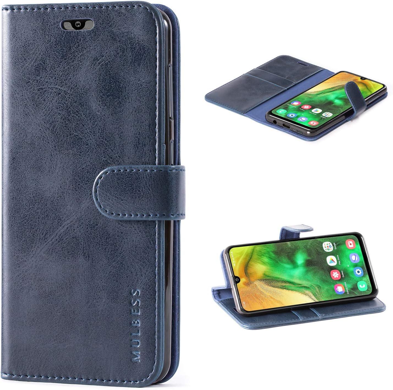 Mulbess Handyhülle Für Samsung Galaxy A50 Hülle Leder Elektronik