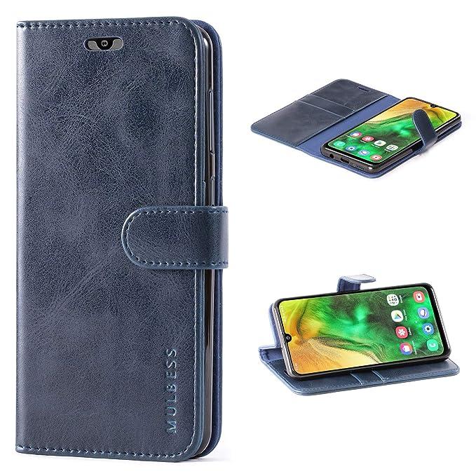 27 opinioni per Mulbess Custodia per Samsung Galaxy A50, Cover Samsung Galaxy A50 Pelle, Flip