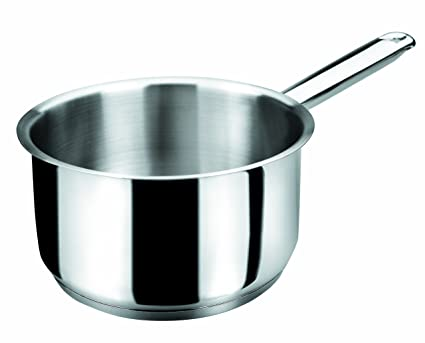 Lacor - 32220 - Cazo Recto Basic 20 cm Inox