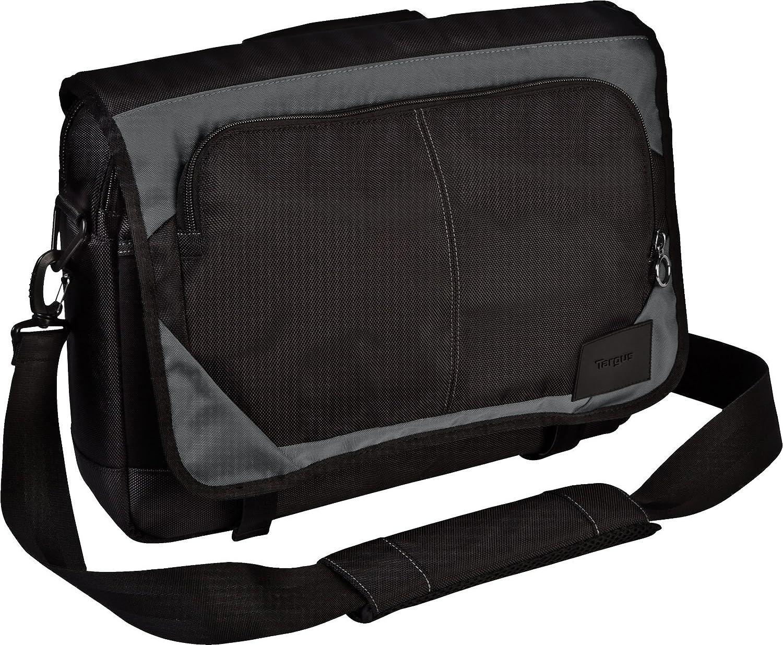 Targus Parallel Slipcase Attaché for 16-Inch Laptops, TSM15601US (Black/Gray) 50%OFF