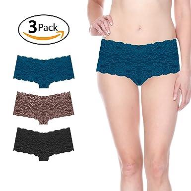 Panties Cheeky boy shorts