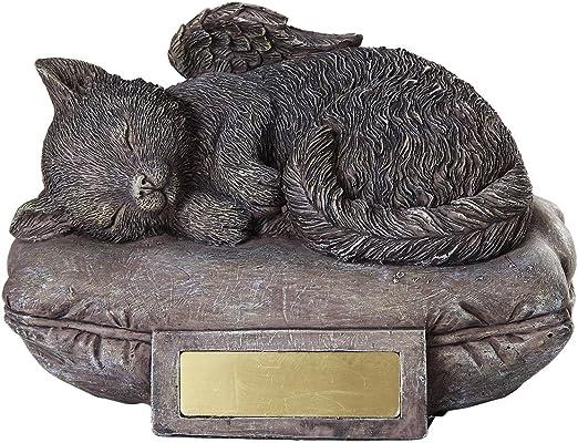 Amazon.com: Pet Memorial Angel almohada dormir en diseño de ...