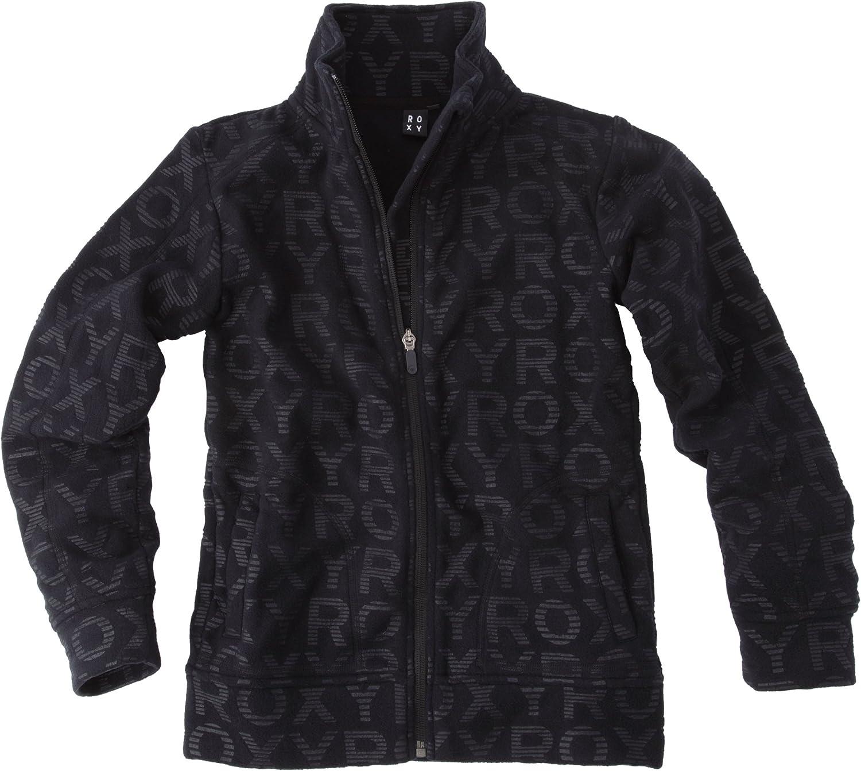 Roxy Camp Girl-WPTPO033 Veste zipp/ée /à capuche fille