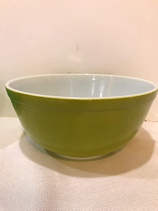 Dating pyrex mixing bowls