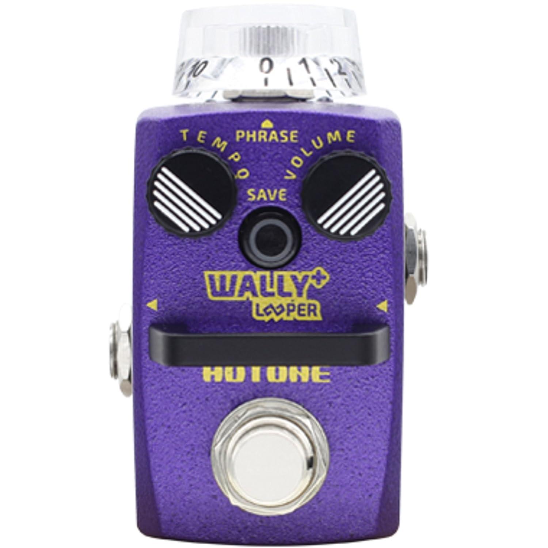 HOTONE WALLY+ 世界最小 24-bit高音質Loop Station[国内正規品]   B0792R7HS2