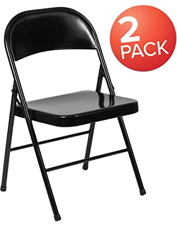 Surprising Folding Chairs Amazon Com Inzonedesignstudio Interior Chair Design Inzonedesignstudiocom