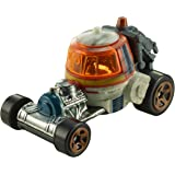 Hot Wheels Star Wars Character Car, Star Wars Rebels Chopper