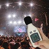 Decibel Meter Sound Meter 30-130 dB Noise Meter
