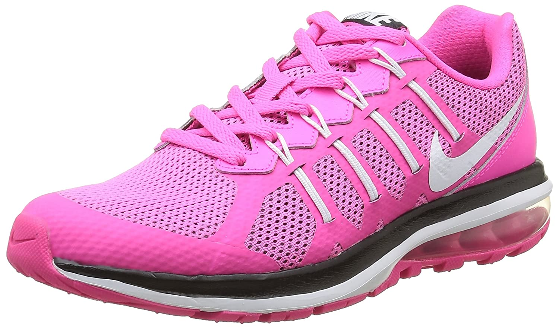 NIKE Damen Damen NIKE Air Max Dynasty Sneakers Rosa (Pink Blast / Weiß-schwarz) e28f98