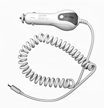 Emartbuy Blanco/Gris Cargador Turbo 2100 Mah (2.1 Amp) USB ...
