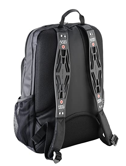 2726e58a0 i-stay black 15.6 laptop backpack is0105. Best school rucksack. Cool  stylish Men's backpack. Great travel rucksack. Comes complete with i-stay  non slip ...