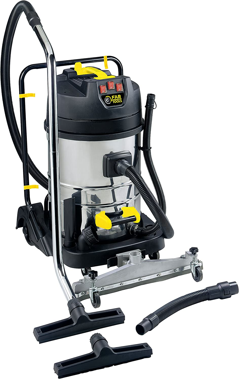 PRO-NET70 Aspirador liquido & sólidos Potencia 3600 W, Depresión ...