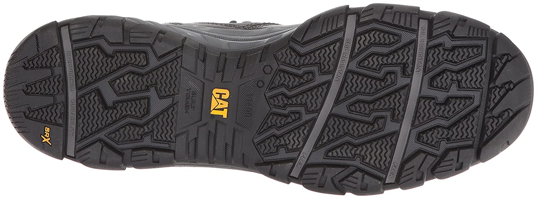 Amazon.com   Caterpillar Mens CARBONDATE Nano Toe Black Industrial Boot   Industrial & Construction Boots