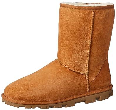 848aad599fd Amazon.com | UGG Women's Essential Short Chestnut Boot | Ankle & Bootie