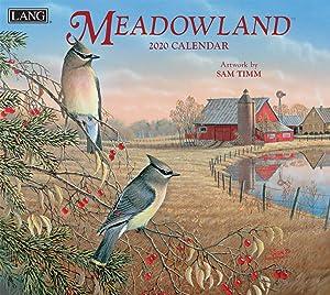 Lang Meadowland 2020 Wall Calendar (20991001931)
