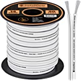 InstallGear 14 Gauge Tinned OFC Heavy Duty Boat Marine Speaker Wire, 50 feet