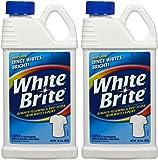 White Brite Laundry Whitener, 22 oz-2 pk