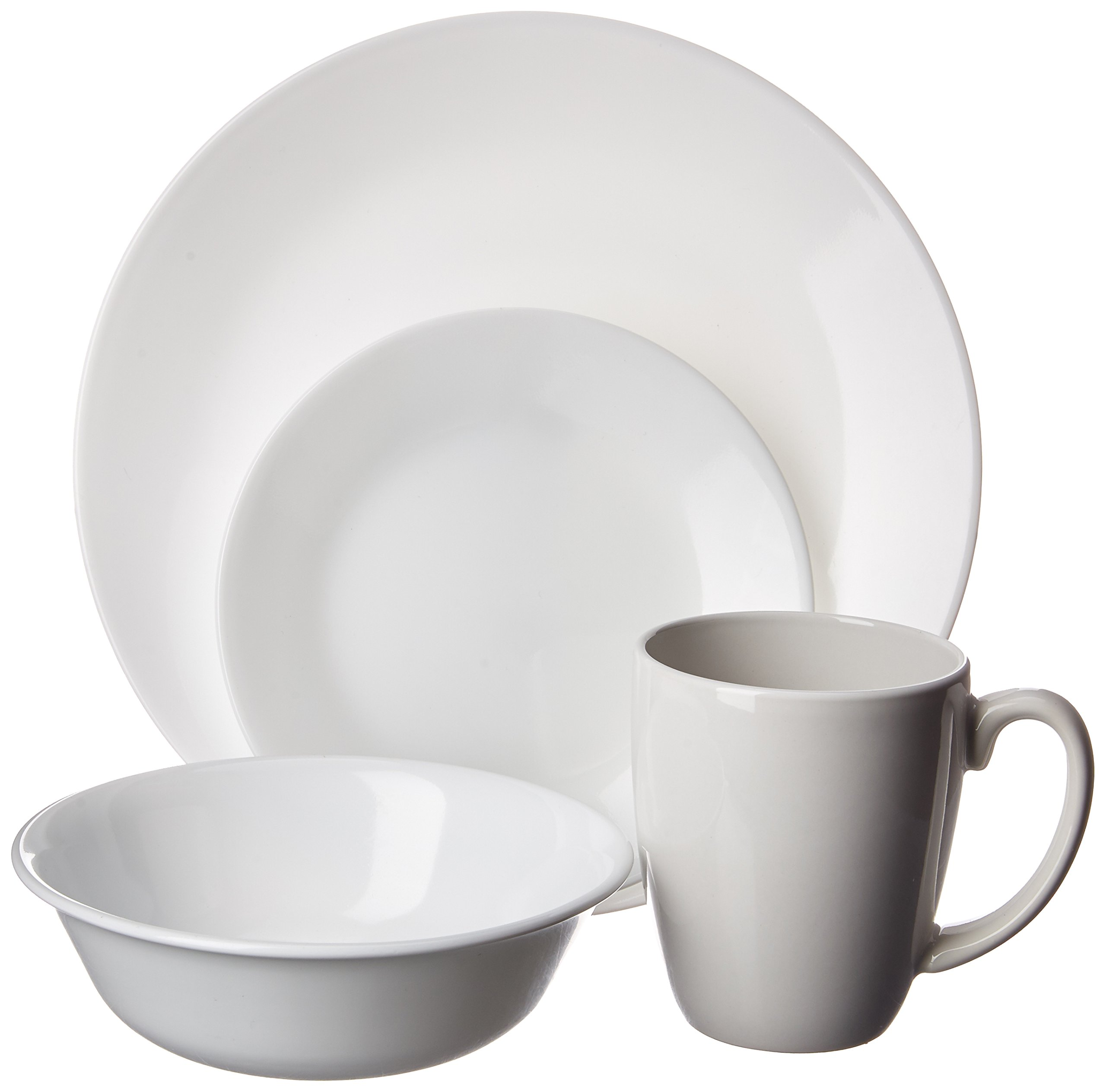 Galleon Corelle Livingware 16 Piece Dinnerware Set