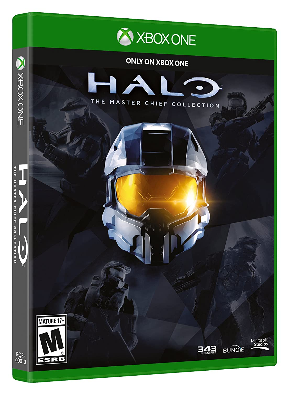 Halo Master Chief Collection Launch Xbox One Amazon Com Mx  # Muebles Ricaldi