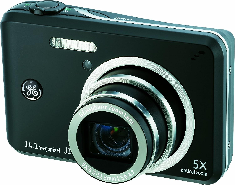 General Electric Ge J1455 Digital Camera 14 Megapixels Camera Photo