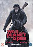 War for the Planet of the Apes [DVD] [2017]