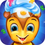 Kitchen Kids Cooking Game - Be a super chef in your own kitchen cooking yummy meals!