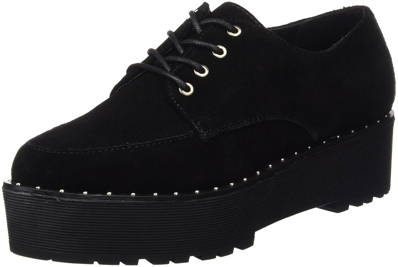 Sixtyseven 78759 - Zapatos Mujer 36 EU|Suede Negro