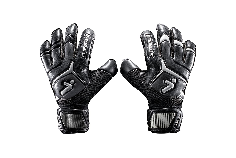 Storelliスポーツグラディエーター手袋2.0 Elite No Spines、ブラック、8 B07C9K3L2H