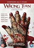 Wrong Turn 5 Movies Collection - Wrong Turn + Wrong Turn 2: Dead End + Wrong Turn 3: Left for Dead + Wrong Turn 4: Bloody Beginnings + Wrong Turn 5