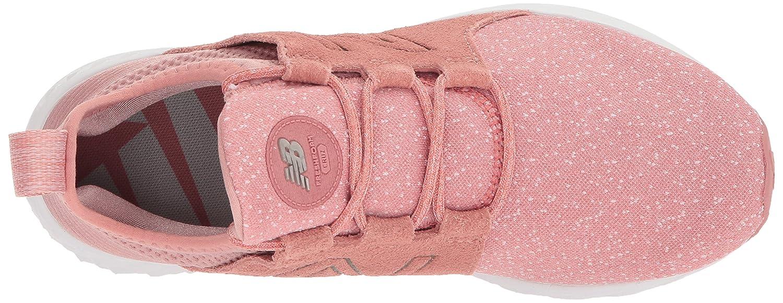 New Balance Women's Fresh Foam Cruz V1 Retro Hoodie Running Shoe B06XWYNRZ3 8.5 B(M) US|Dusted Peach