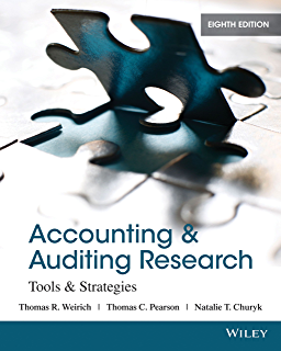 Amazon financial statement analysis ebook kr subramanyam accounting and auditing research tools and strategies 8th edition fandeluxe Gallery