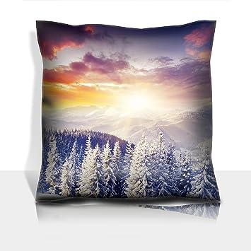 Review Luxlady Throw Pillowcase Polyester