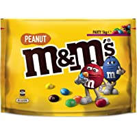 M&M's Peanut Chocolate 1kg Party Size Bag (Packaging may vary)