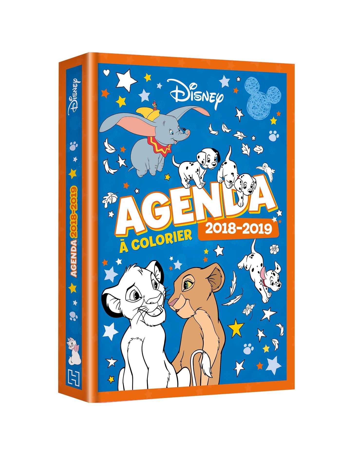 Disney - Agenda: Amazon.es: Libros en idiomas extranjeros