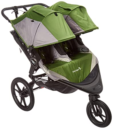 Amazon.com : Baby Jogger 2016 Summit X3 Double Jogging Stroller ...