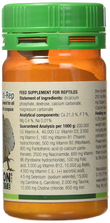 Amazon.com : Nekton-Grillen Concentrate For Breeding Crickets 250G (8.81Oz) : Pet Supplies