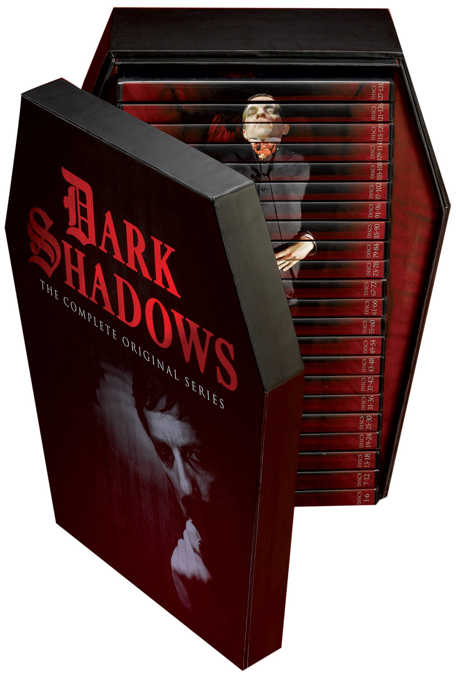 Dark Shadows: The Complete Original Series (Deluxe Edition) by MPI Home Video