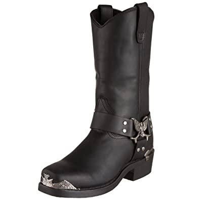 f655fd5dd33 Dingo Men's Chopper Harness Boot
