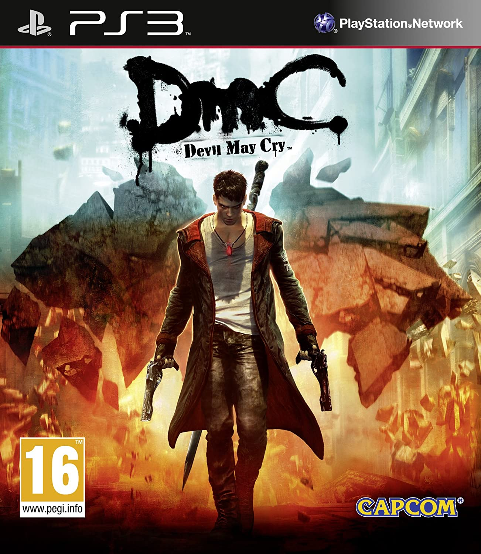 DmC Devil May Cry (輸入版) [PlayStation 3]B00844P5TK