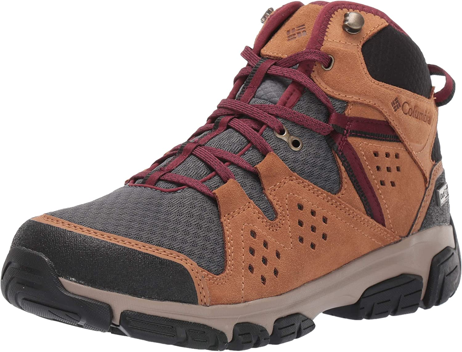 Columbia Women s Isoterra Mid Outdry Hiking Shoe