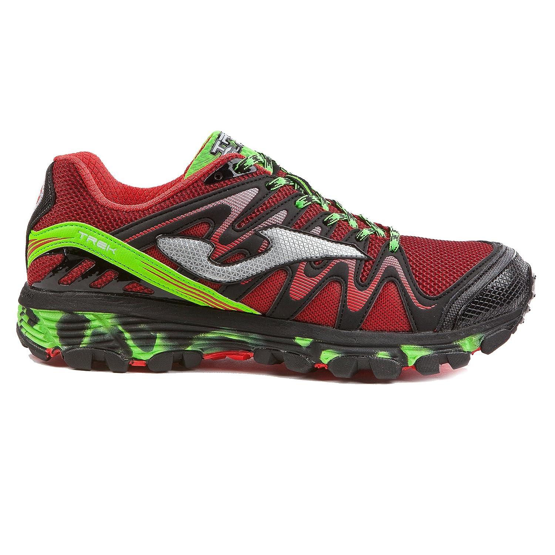 Zapatillas Joma TREK 706 Rojo (45): Amazon.es: Deportes y aire libre